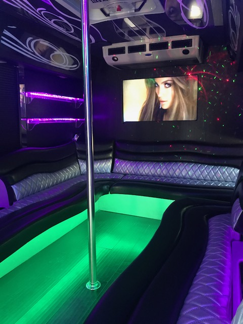 Limousine Company In Hollister, Limousine Service In Hollister